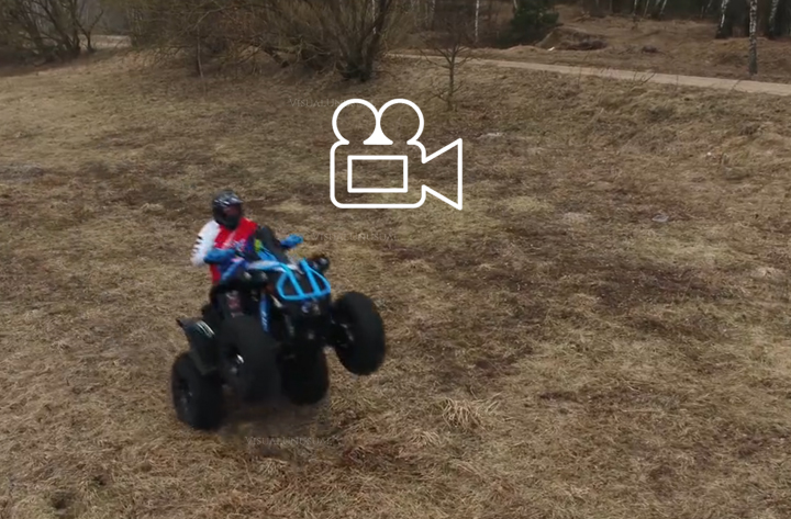 Quad bike training session - Dirt Pigs (Purvo Sernai)